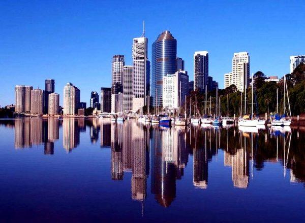 Австралийский город