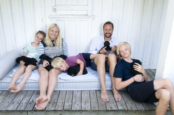 Финская семья