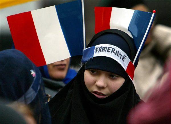 Иммигранты во Франции