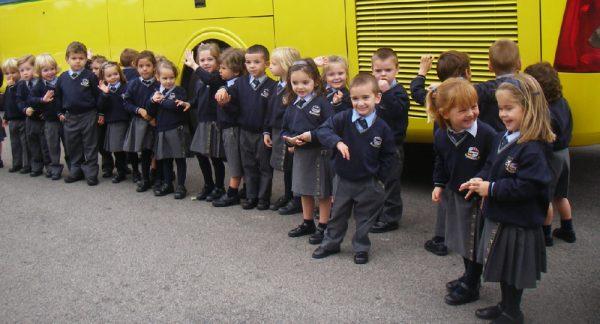 Начальная школа в Англии