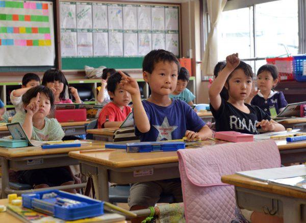 Начальная школа в Корее