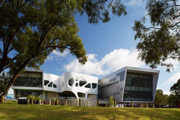 Здание организации АИМ