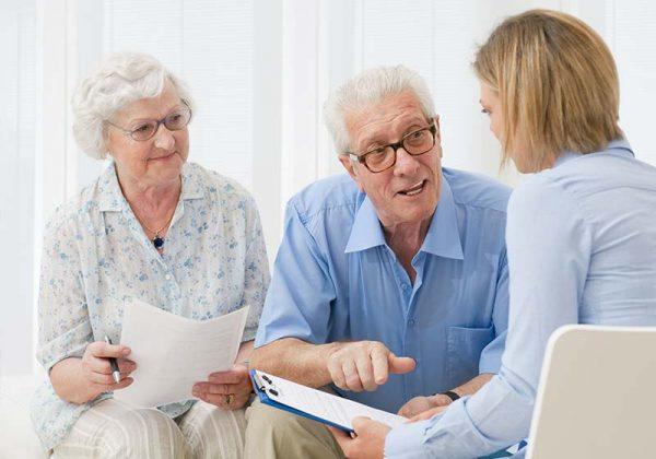Пенсионеры Австралии