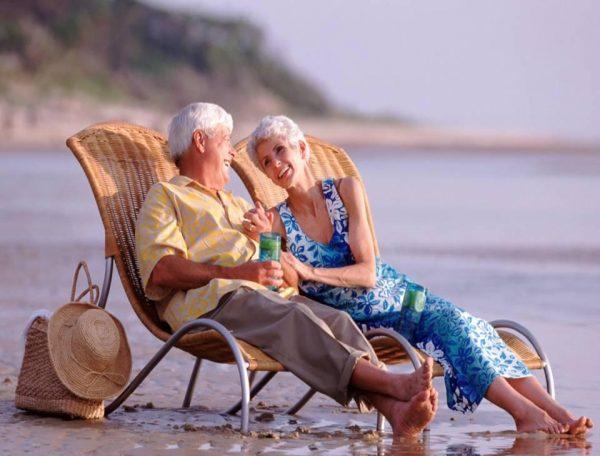 Пенсионеры в США