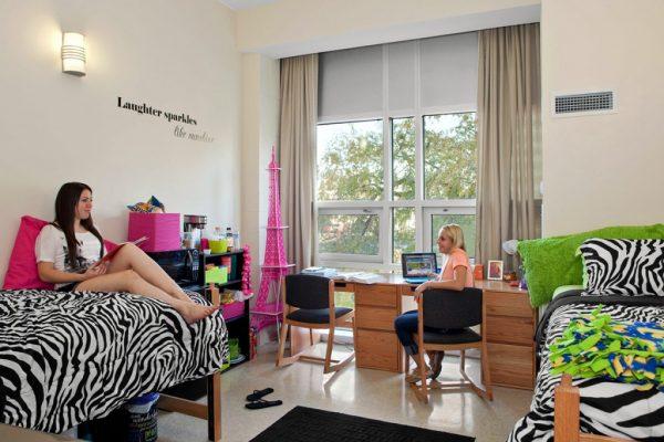 Общежитие в США