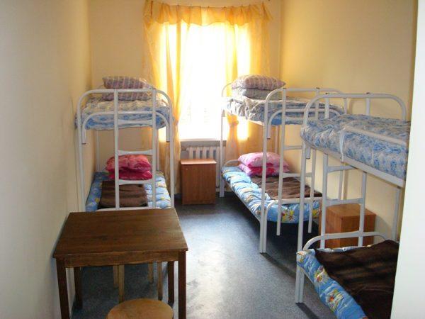 Общежитие трудовых мигрантов