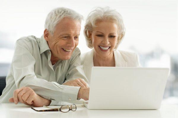 Пенсионеры в Канаде