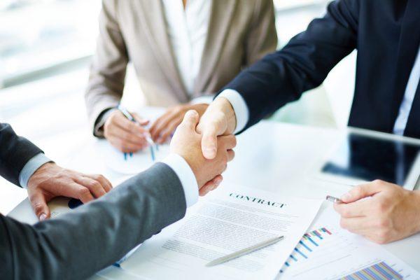 Подписание рабочего контракта
