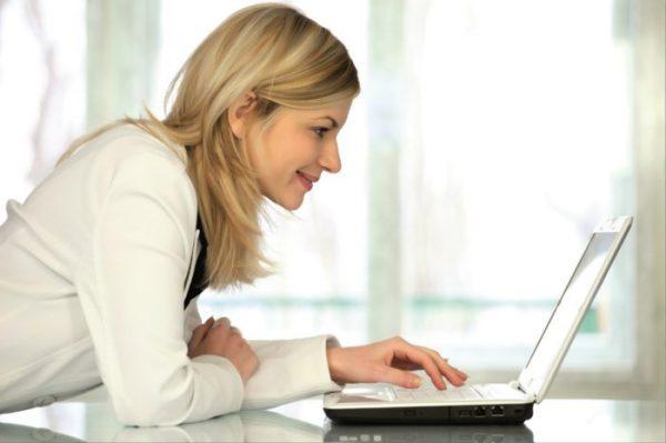 Поиск работы через интернет