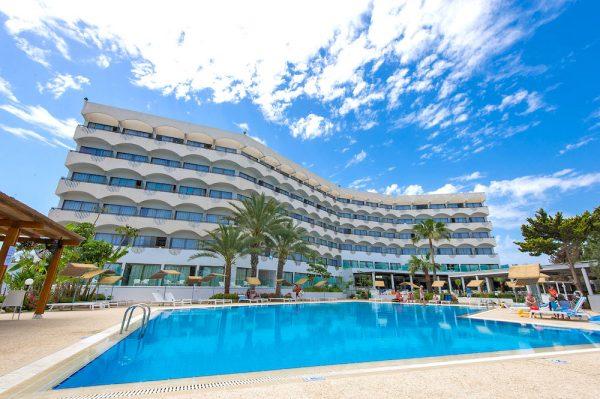 Один из отелей Кипра