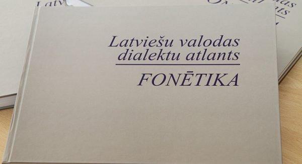 Фонетика латышского языка