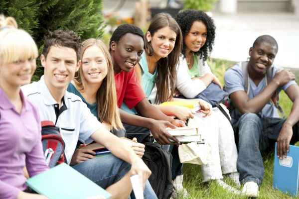 Студенты из разных стран