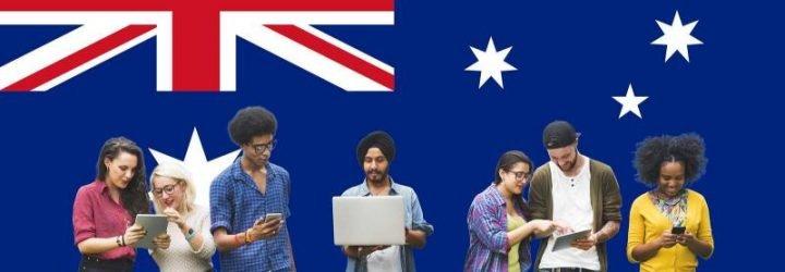 Студенты в Австралии