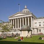 Здание Лондонского университета