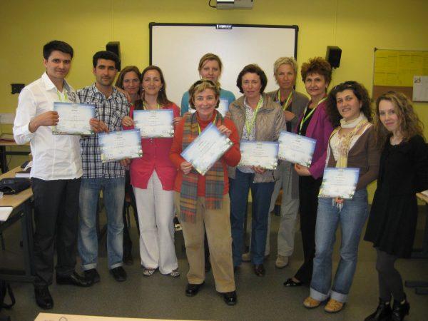 Выпускники языковой школы