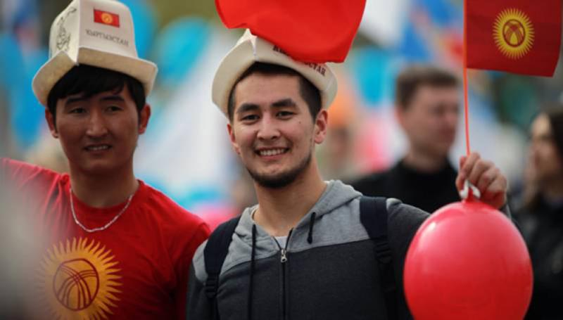 Как киргизу трудоустроиться в России