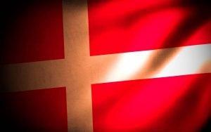 Флаг и гербДании