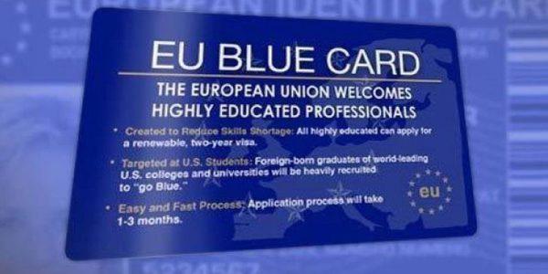 Грин карта ЕС