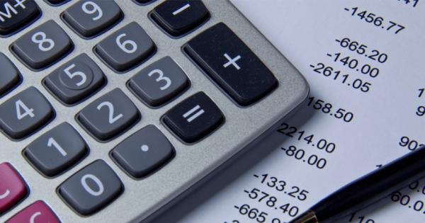 Калькулятор и счёт