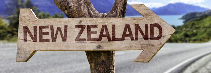 Новая Зеландия флаг герб