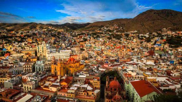 Столица Мексики — Мехико