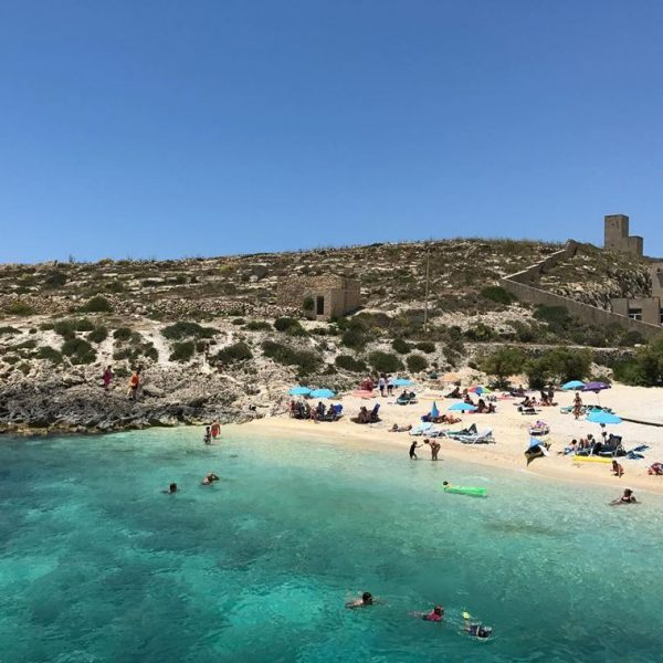 Пляж Мальты