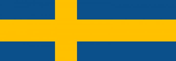 Швеция флаг