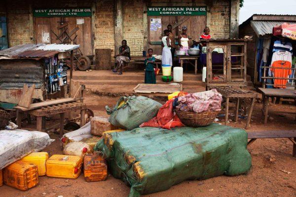 Магазины в Либерии