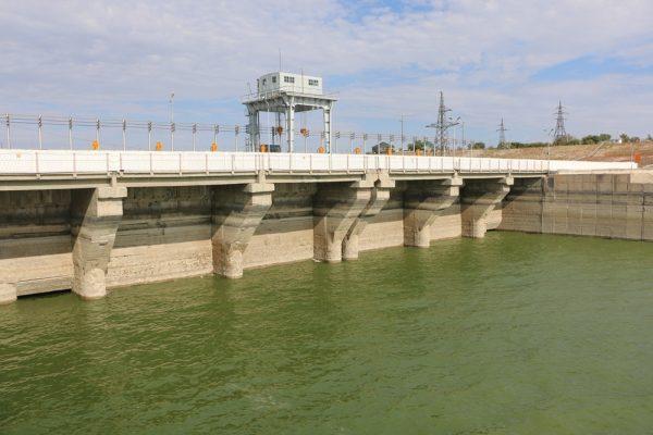 ГЭС в Африке