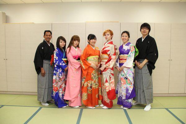 Студенты в Японии