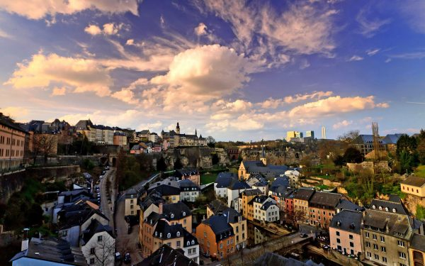 Люксембургский пейзаж