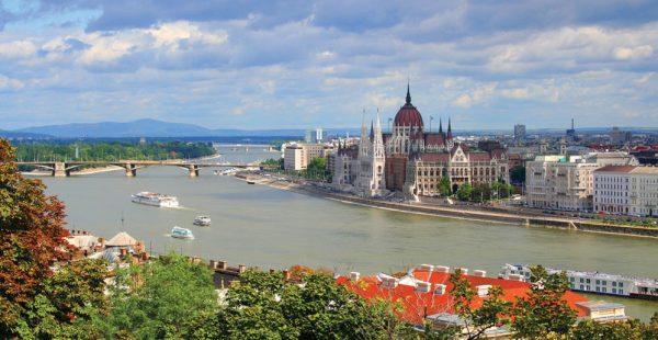 Будапешт — столица Венгрии