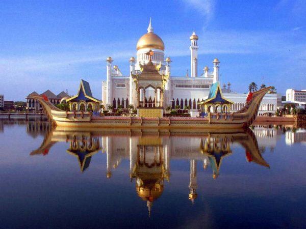 Буддийский храм в Малайзии