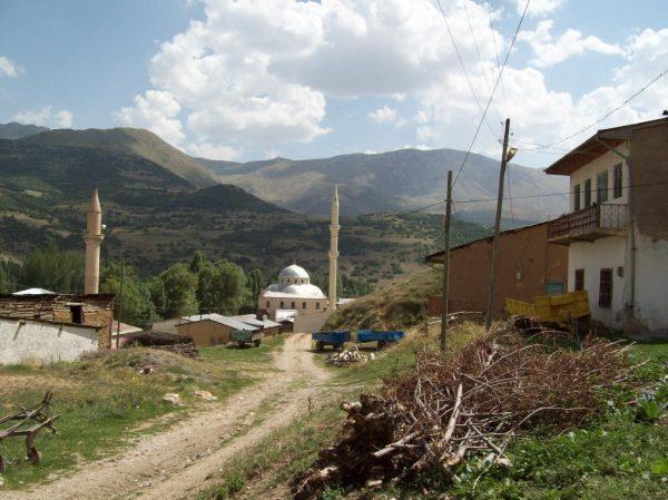 Поселение на востоке Турции
