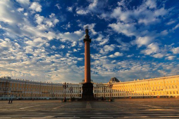 Дворцоваая площадь