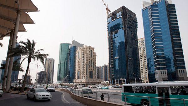 Улица в Катаре
