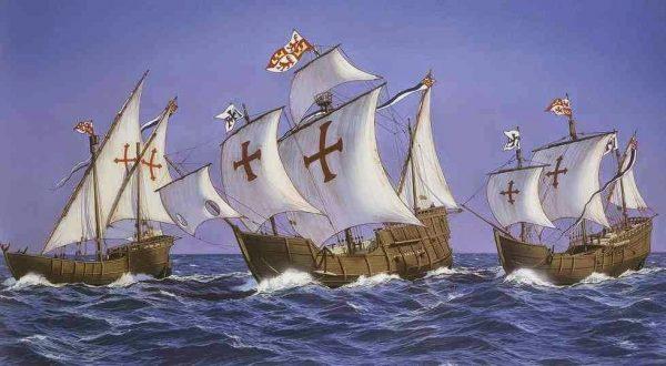 Корабли Колумба