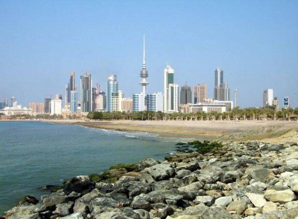 Побережье в Кувейте