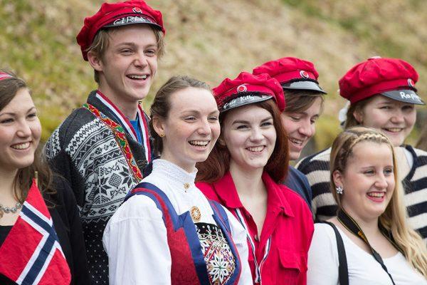 Молодёжь Норвегии
