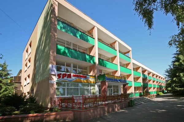 Санаторий в Калининграде