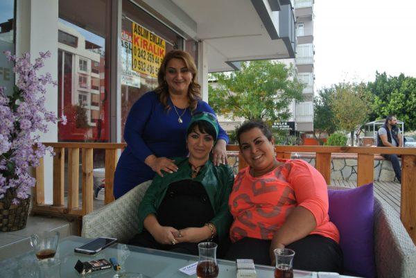 Чаепитие в Турции