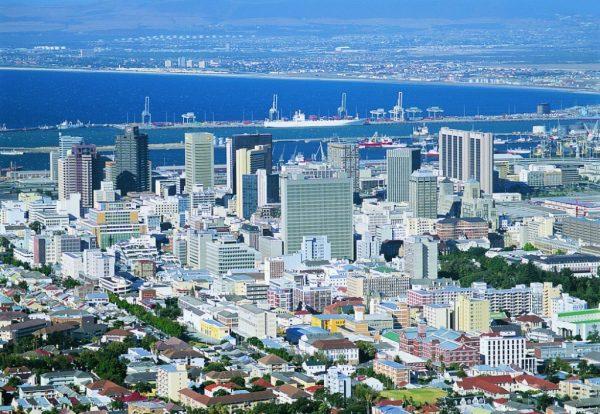 Город в ЮАР