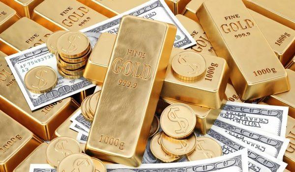 Золото и валюта