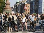 жители европейского города
