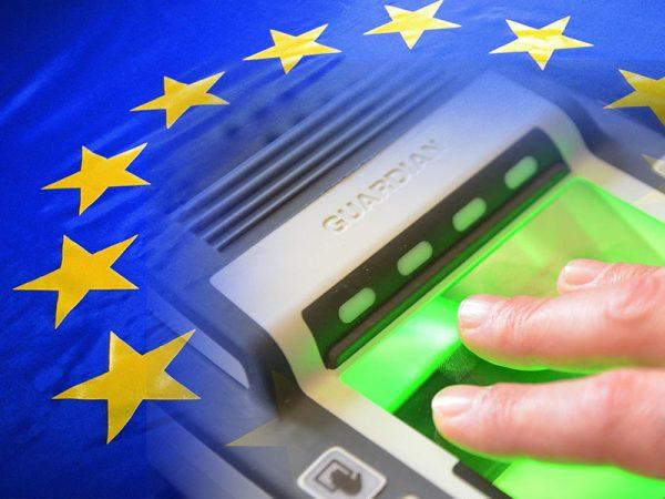 Дактилоскопия и звёзды ЕС