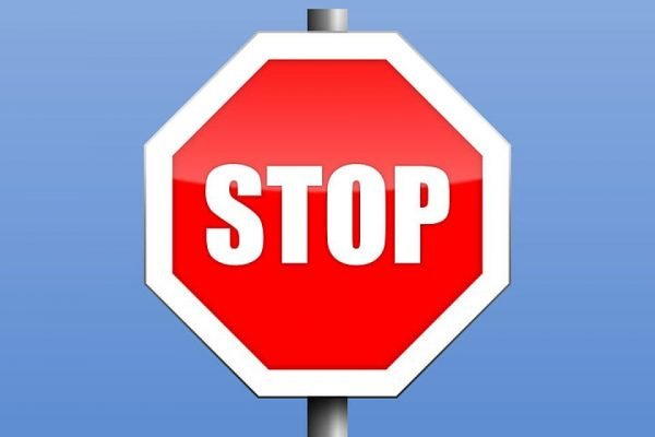 Знак «Стоп»