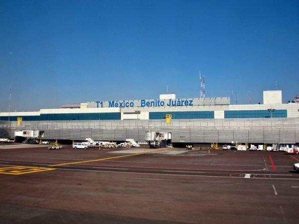 Аэропорт Мехико