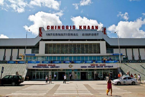 Аэропорт Улан-Батора