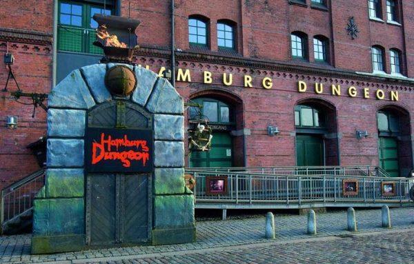 Гамбургская темница — музей ужасов