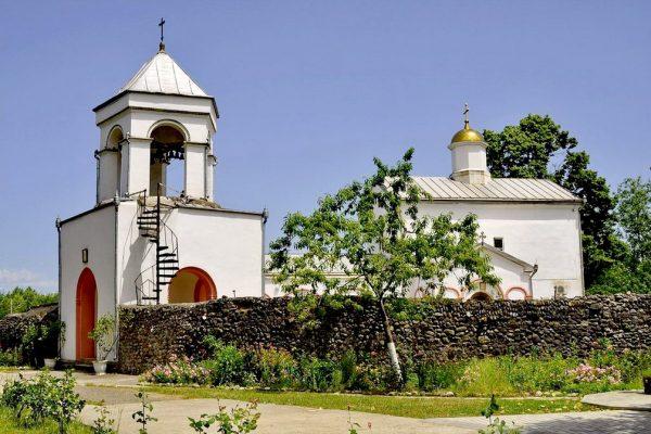Храм Святого Георгия Победоносца в с. Илор
